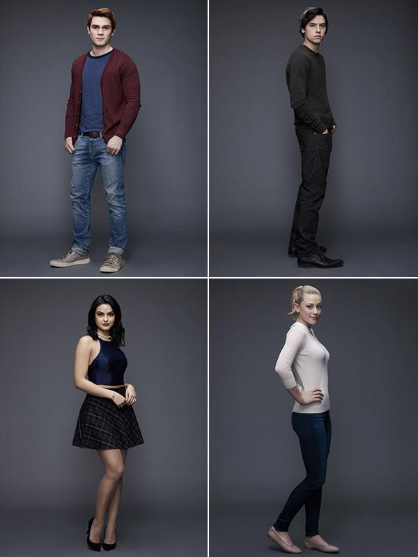 Riverdale Cast Photos