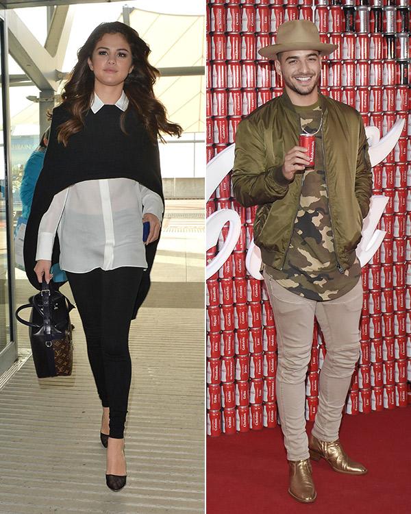 Maluma Selena Gomez Collaboration