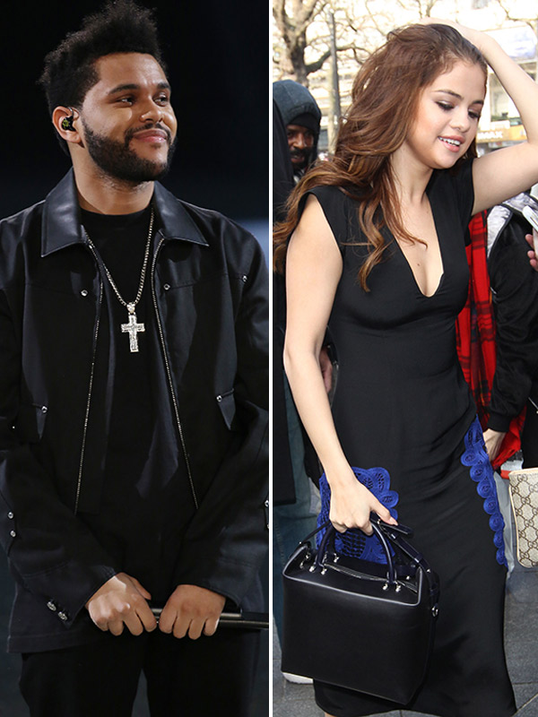 The Weeknd Selena Gomez Staying Private