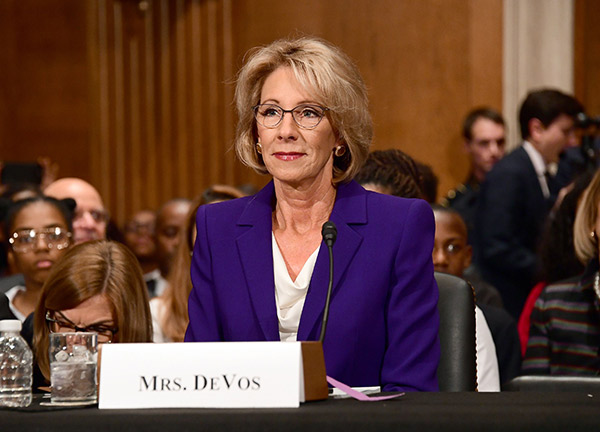 Who Is Betsy DeVos