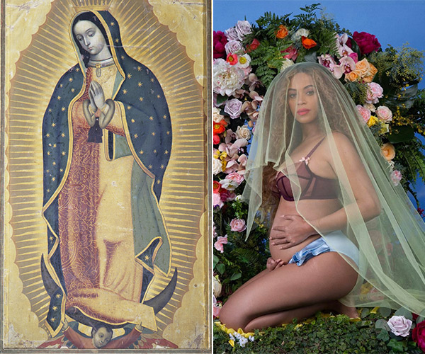 Whats The Meaning Of Beyonces Pregnancy Photos