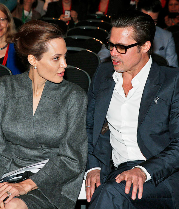 Brad Pitt Disappointed Angelina Jolie Interview