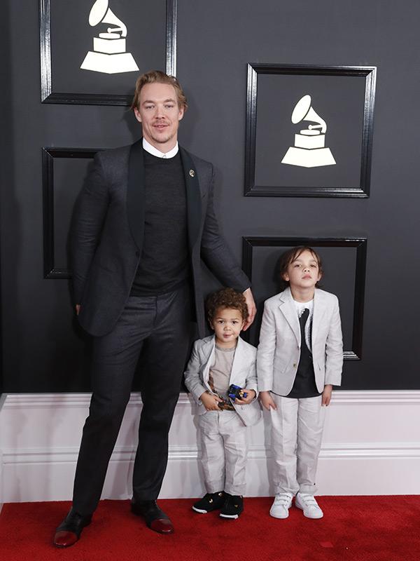 Diplo Kids Grammys