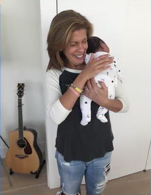 Kathie Lee Hoda Kotb Adopted Daughter
