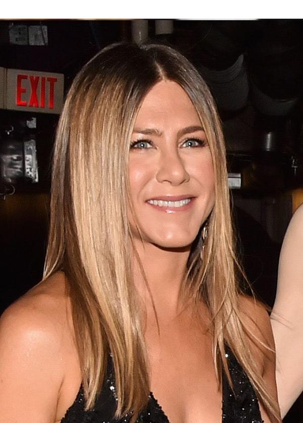 Jennifer Aniston Hair oscars