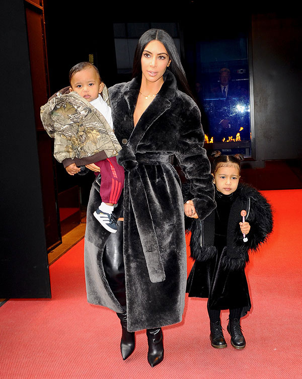 Kim Kardashian Misses Kids