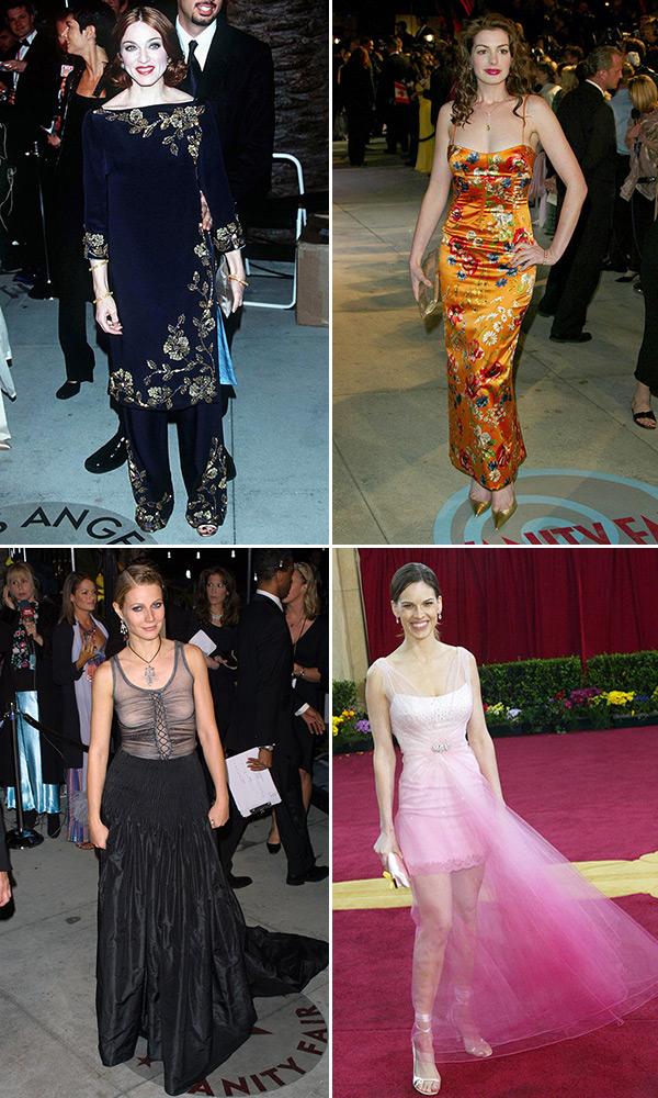Worst Oscar Dresses Of All Time