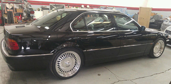 Tupac Death Car Sold