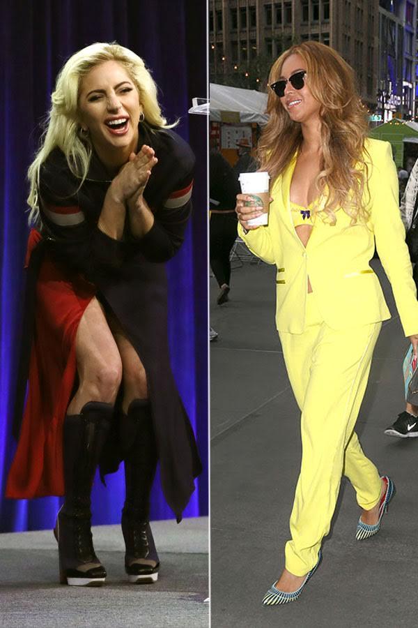 Lady Gaga Gift Beyonce