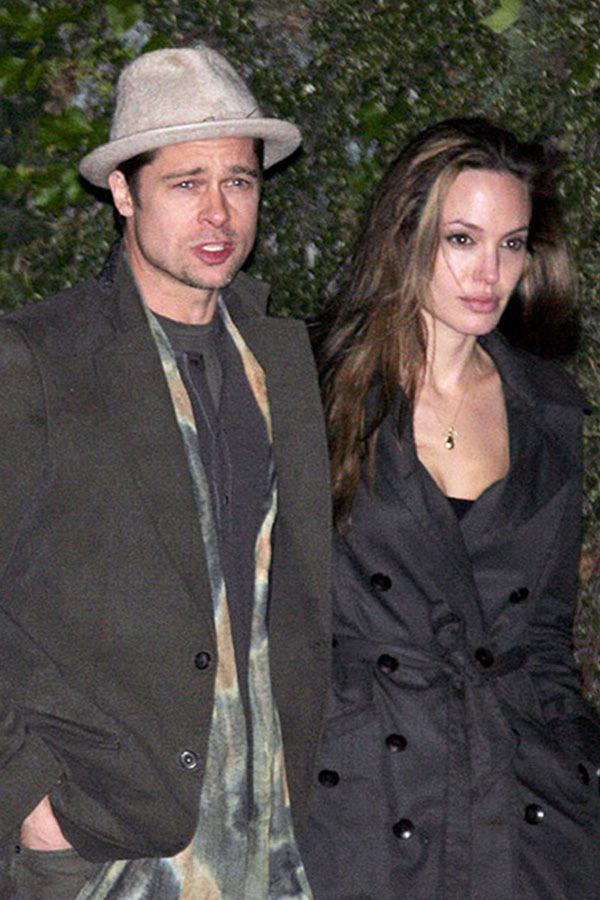 Angelina Jolie Brad Pitt Still Mad