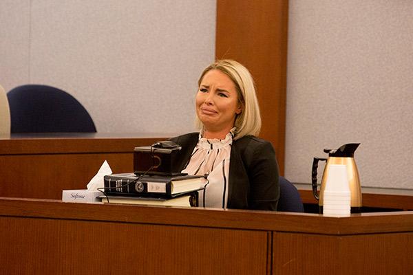 Christy Mack Testifies Cries War Machine Trial