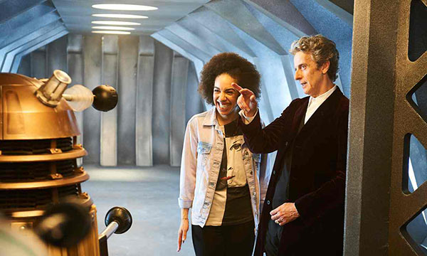 Doctor Who Gay Companion