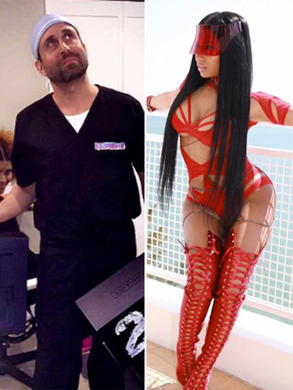 Dr Miami Disses Nicki Minaj