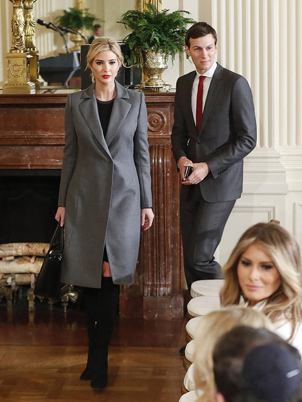Ivanka Trump Official White House Job