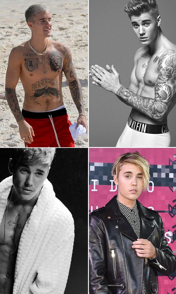 20 Shirtless Shots of Justin Bieber To Get You Through His