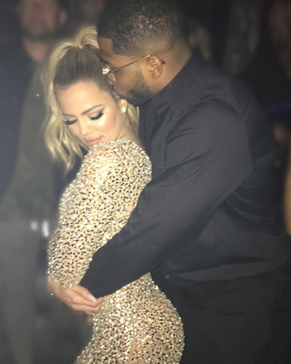 Khloe Kardashian & Tristan Thompson Birthday Sex
