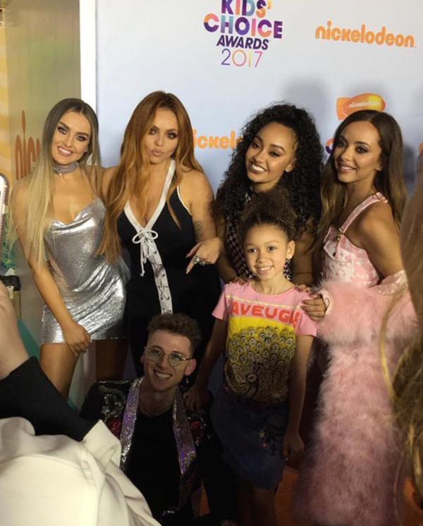 Little Mix Dress Kids Choice Awards