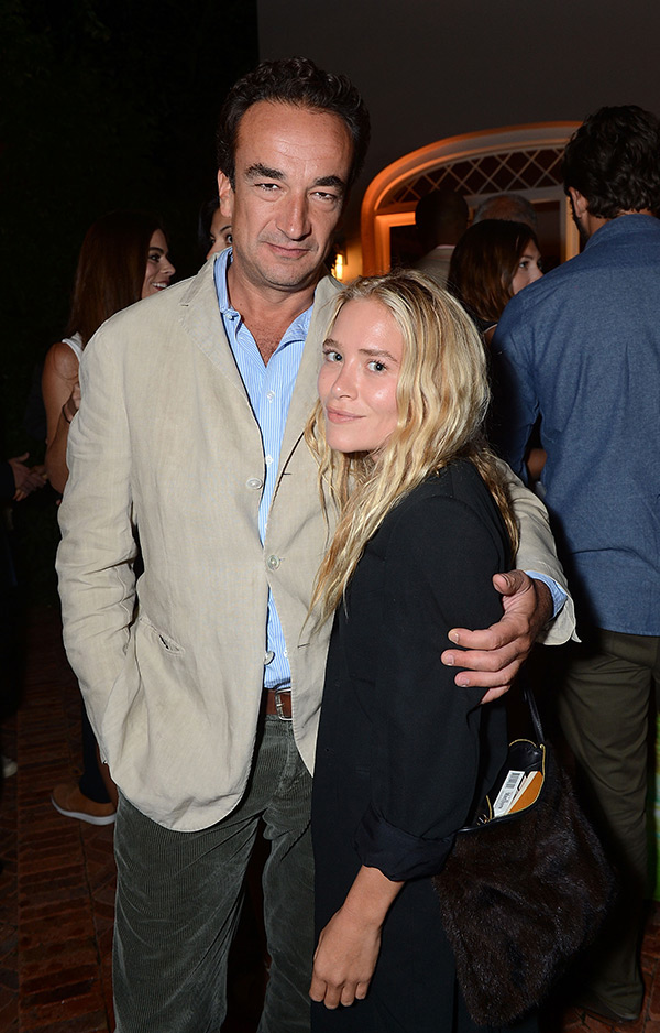 Mary Kate Olsen Stepmom