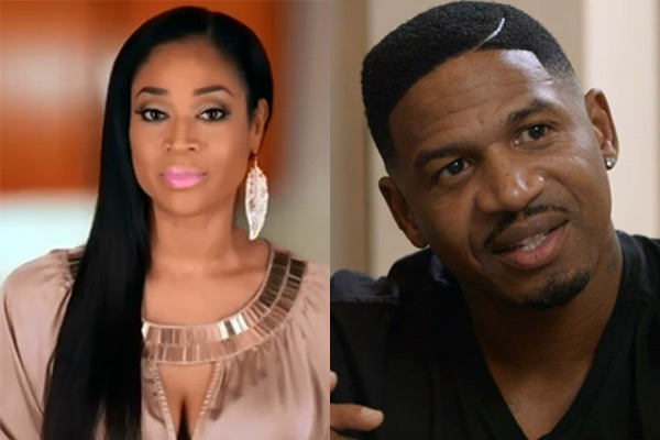 Mimi Faust Staying Friends With Stevie J