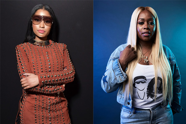 Nicki Minaj Remy Ma Collaborating
