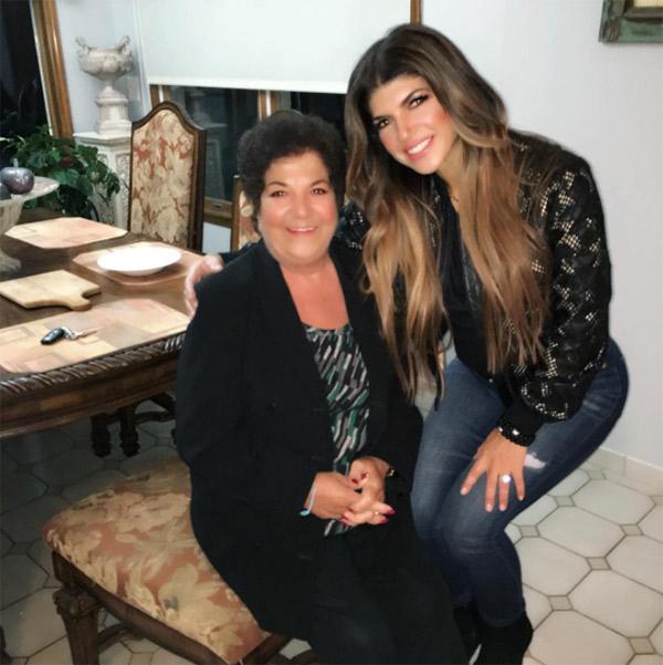Teresa Giudice Mother Dead