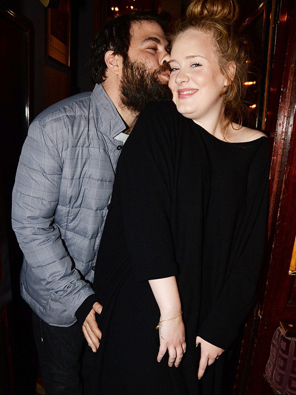 Adele: Baby #2 On The Way For Star & New Husband Simon ...