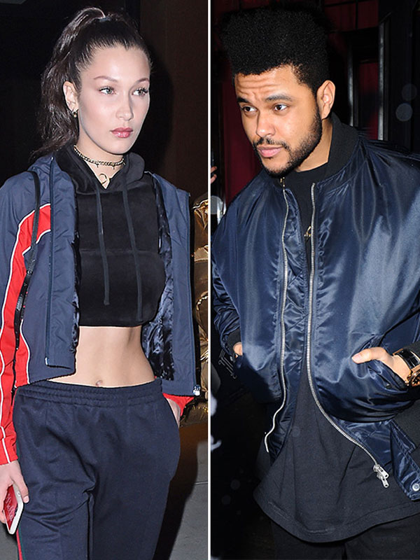 Bella Hadid Unfollowed The Weeknd