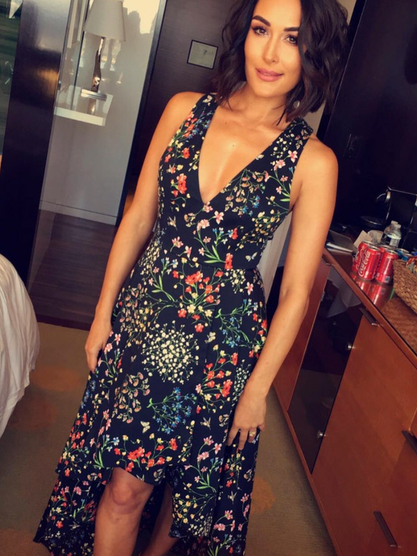 Brie Bella John Cena Nikki Engagement