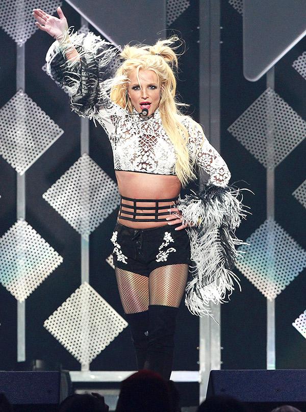 Britney Spears' Las Vegas Show Is Ending: 'Piece Of Me ...