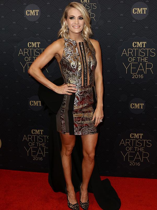 Carrie Underwood Diet