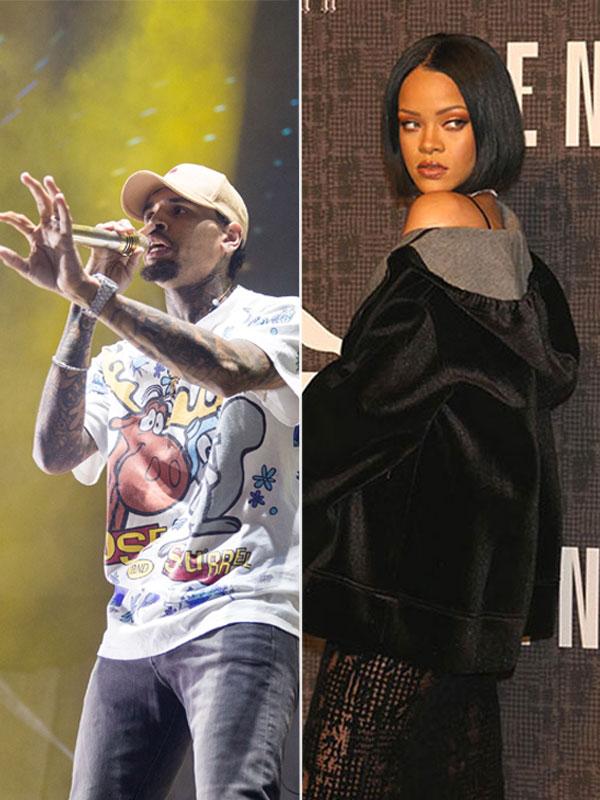 Chris Brown Wants Rihanna At Concert
