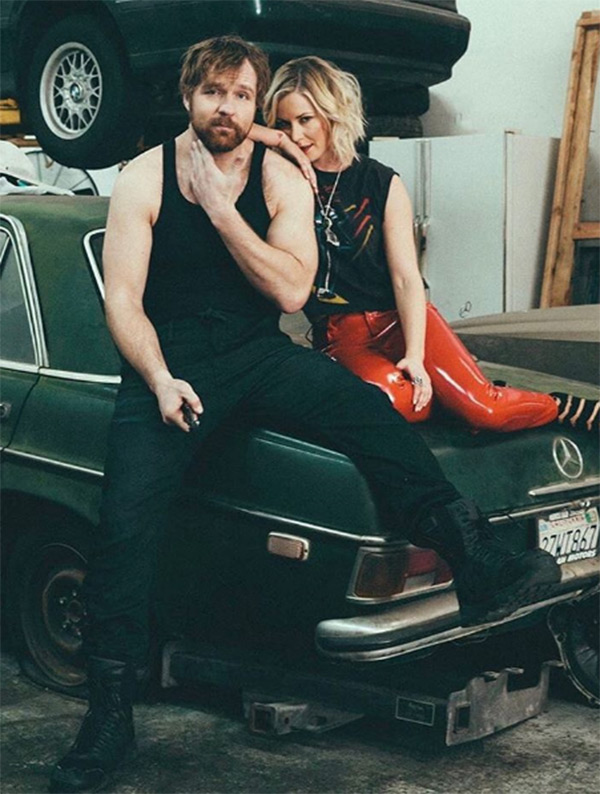 Renee Young Dean Ambrose Married