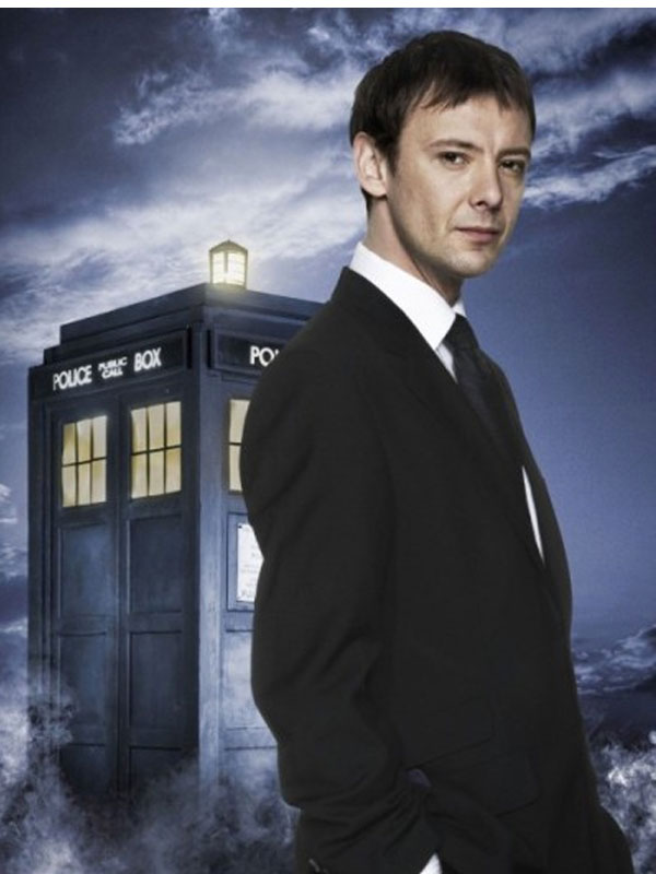 Doctor Who The Master Returns