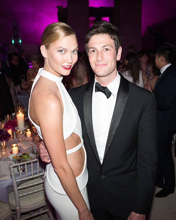 Joshua Kushner Karlie Kloss Engaged