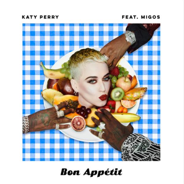Katy Perry 'Bon Appétit' Art