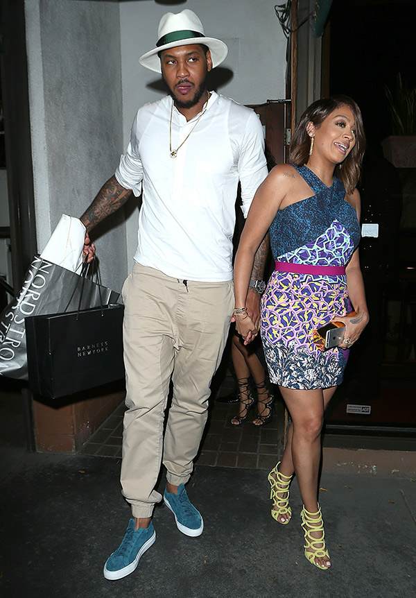 How Much Will La La Anthony Get In Divorce