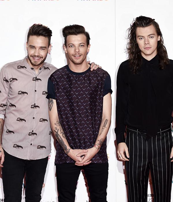 Harry Styles Kids