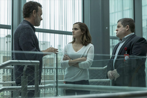 Tom Hanks Emma Watson Patton Oswald The Circle