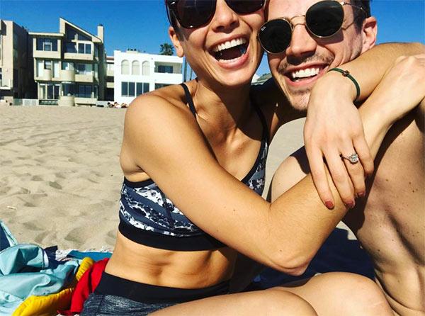 Grant Gustin Girlfriend