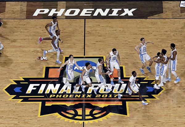 North Carolina Wins National Championship March Madness