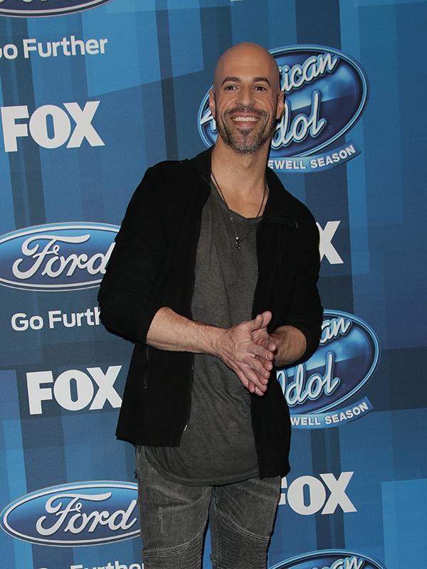 Chris Daughtry On 'American Idol'
