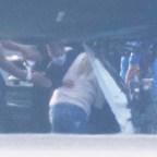 Beyonce Gives Son Sir Piggyback Ride MEGA