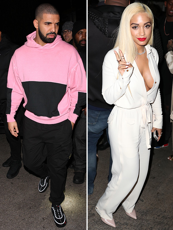 Drake & Paloma Ford