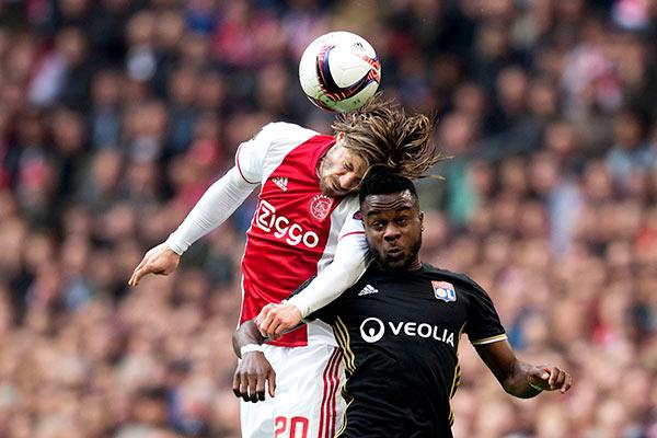 Watch Lyon Vs. AFC Ajax: Live Stream The Europa League ...