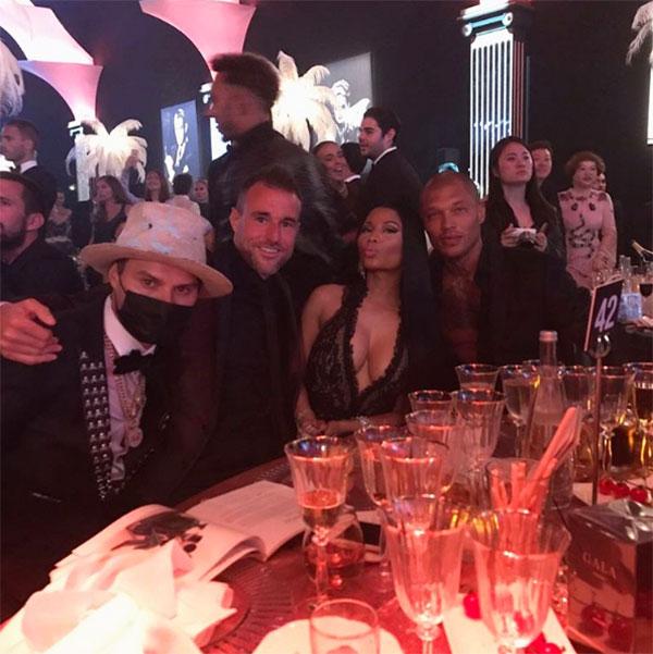 Nicki Minaj Jeremy Meeks