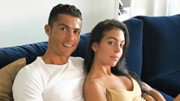 Cristiano Ronald & Girlfriend