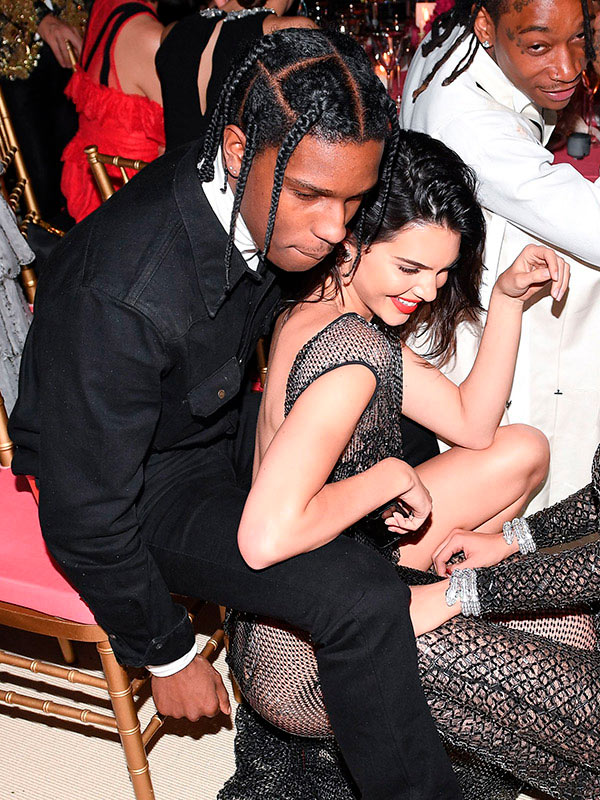 ASAP Rocky & Kendall Jenner Have True Love? They Are A
