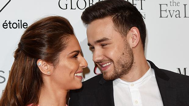 Liam Payne with girlfriend Cheryl