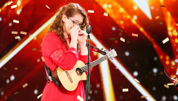 Mandy Harvey America's Got Talent