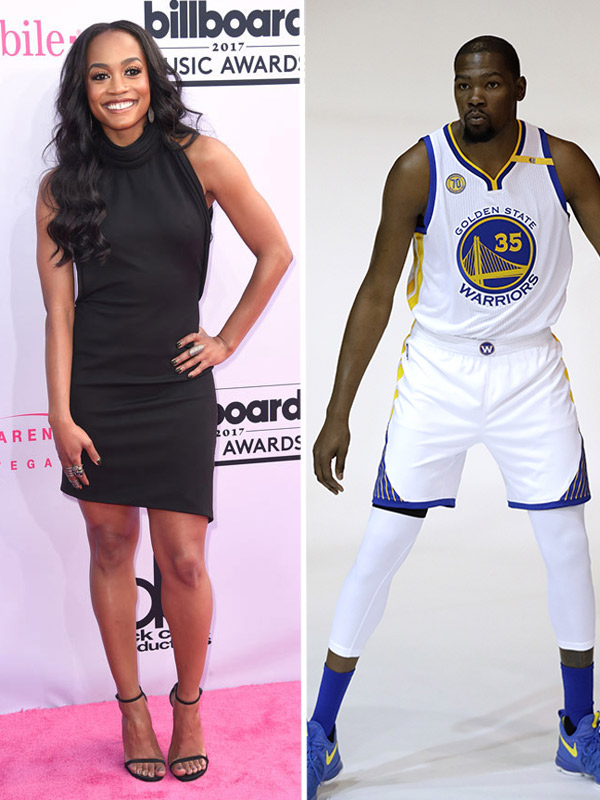 Rachel Lindsay And Kevin Durant